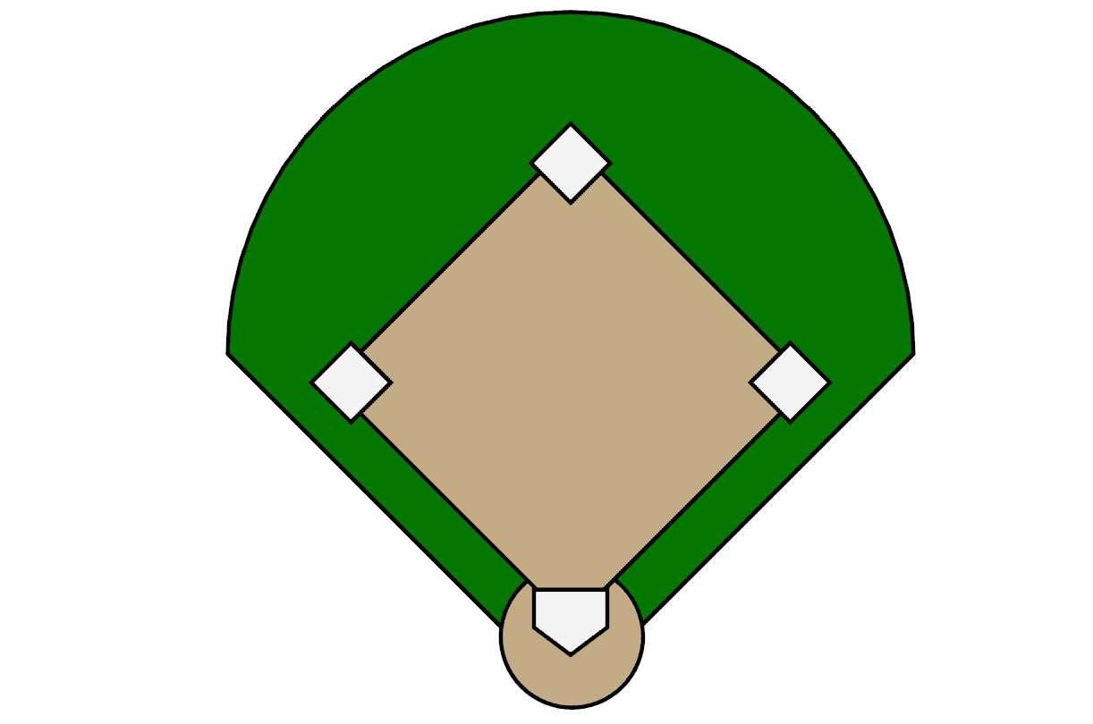 baseball diamond fairmount park women u2019s softball Crossed Baseball Bats with Baseball Real Crossed Baseball Bats